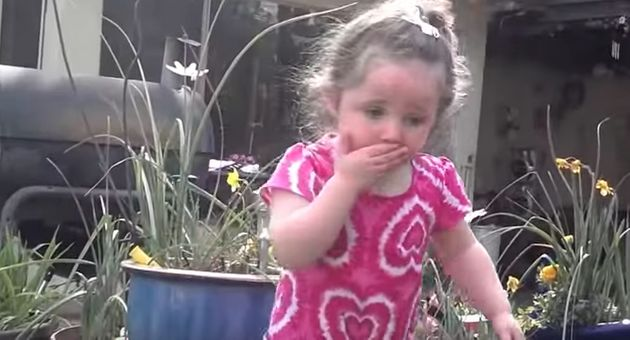 Girl Ignores Her Nan's Requests And Plays With Water Hose, Wasn't Prepared For What Happened