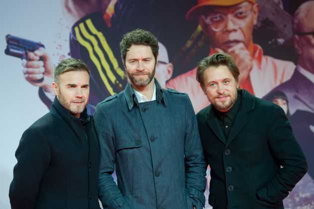Take That could be about to become an awesome foursome