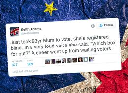 This Guy's Pro-Brexit Tweet About His '93yr Mum' Is Being Torn Apart By Twitter