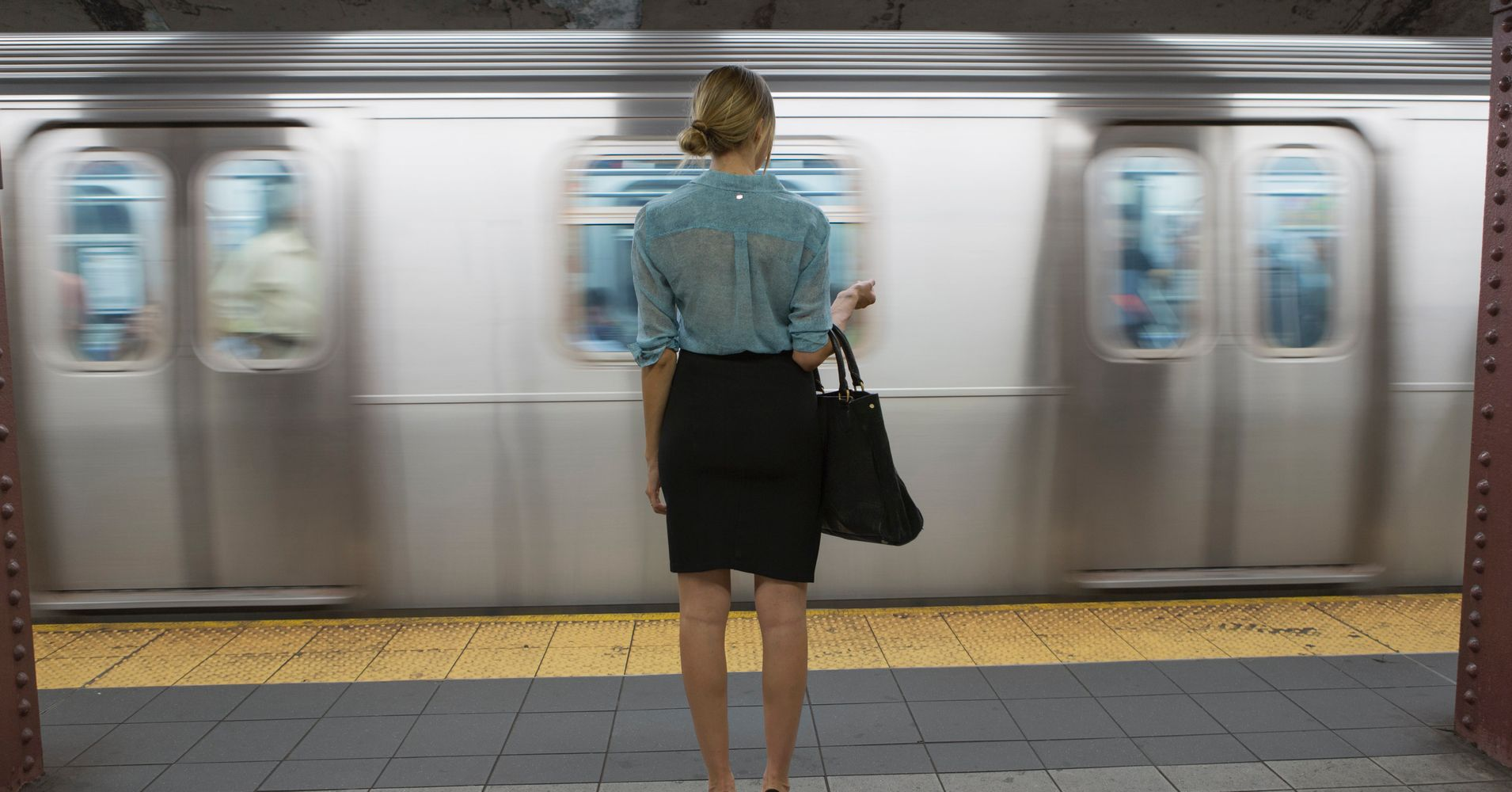 the disturbing, everyday encounters women face on public