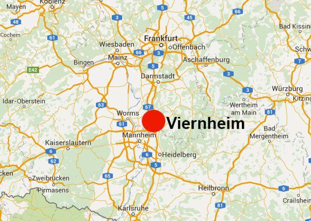 German Cinema Shooting Gunman Shot Dead In Viernheim, Near