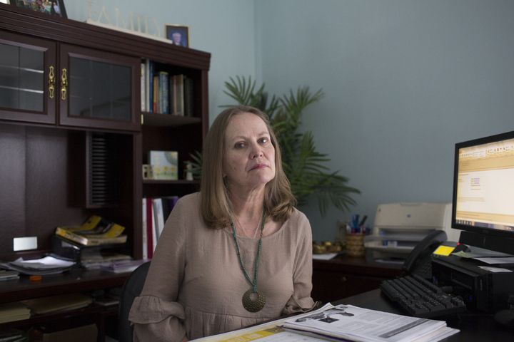 Barbara Beavers, Director of Jackson's Center for Pregnancy Choices