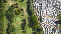 Aerial Pictures Capture The Stark Contrast Between Rich And
