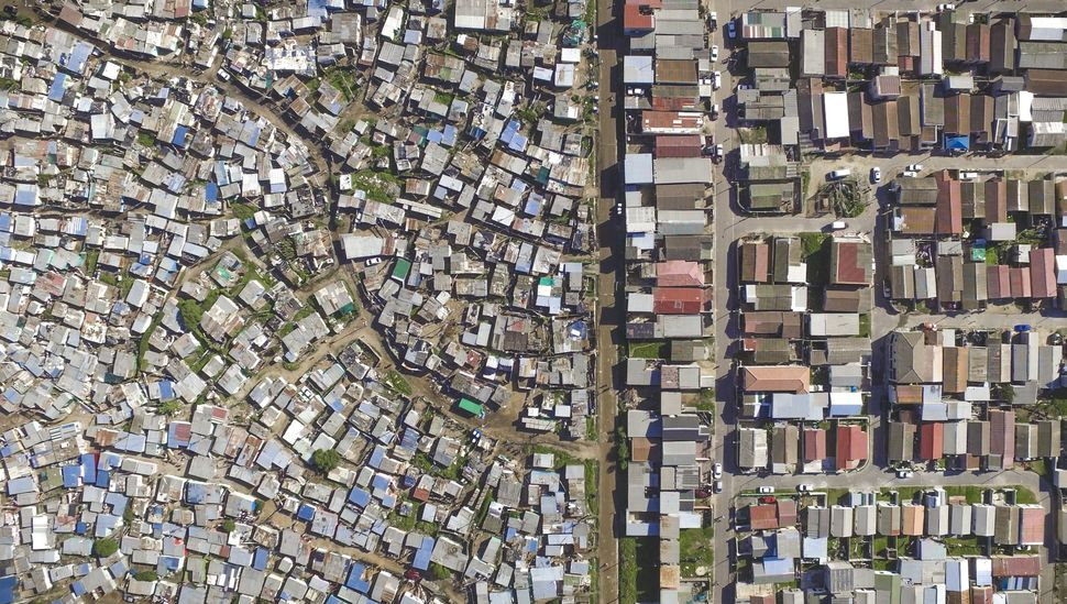 <strong>Vukuzenzele / Sweet Home.</strong> Sweet Home in Cape Town was primarily a dumping ground for builder's rubble like b