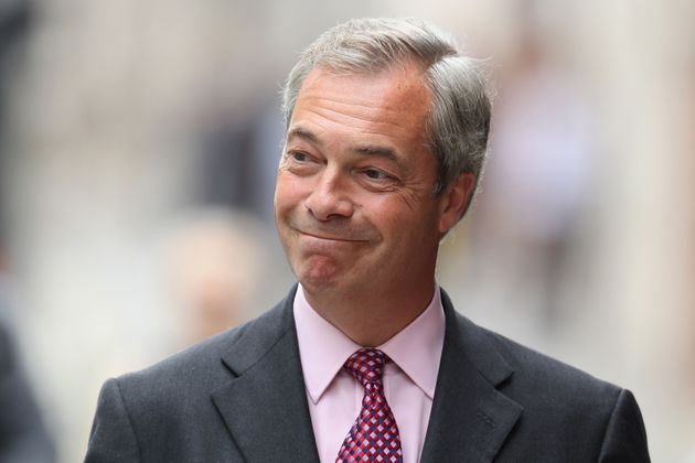 Nigel Farage: Young People Who Signed Up In 48 Hour Extension Have Won It For