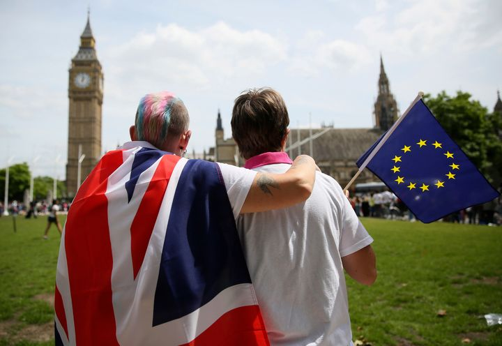 British citizensvoted in a historic referendum on the country's membership of the European Union on Thursday. EU citize