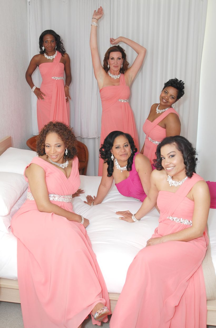 Bridesmaids Dresses from JJ's House