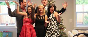THE FAMILY AROUND CHRISTMAS 2015