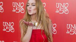 Lindsay Lohan's Tweets About The EU Referendum Are Mind-Bogglingly