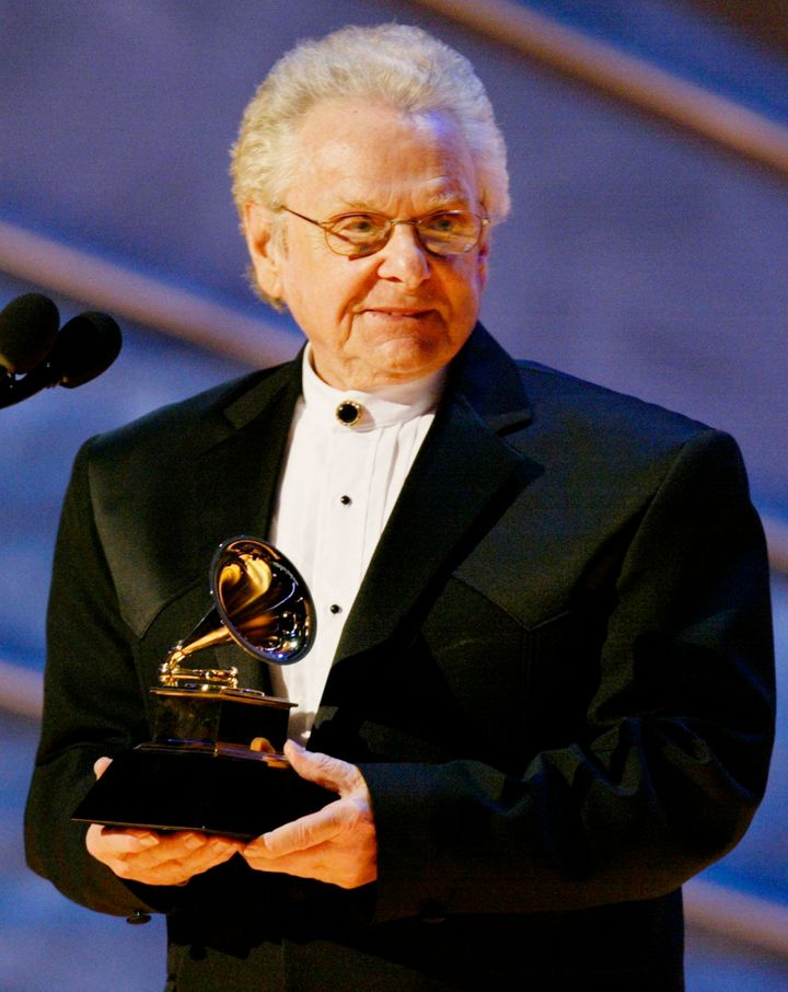 """Ralph Stanley, who won a Grammy Award for Best Male Country Vocal Performance for his song """"O Death,"""" died on Thursday at 89."""