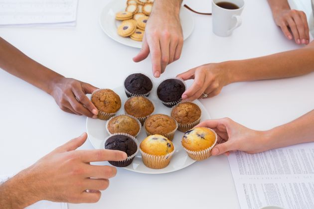 Office 'Cake Culture' Fuelling Obesity Crisis And Tooth Decay, Expert