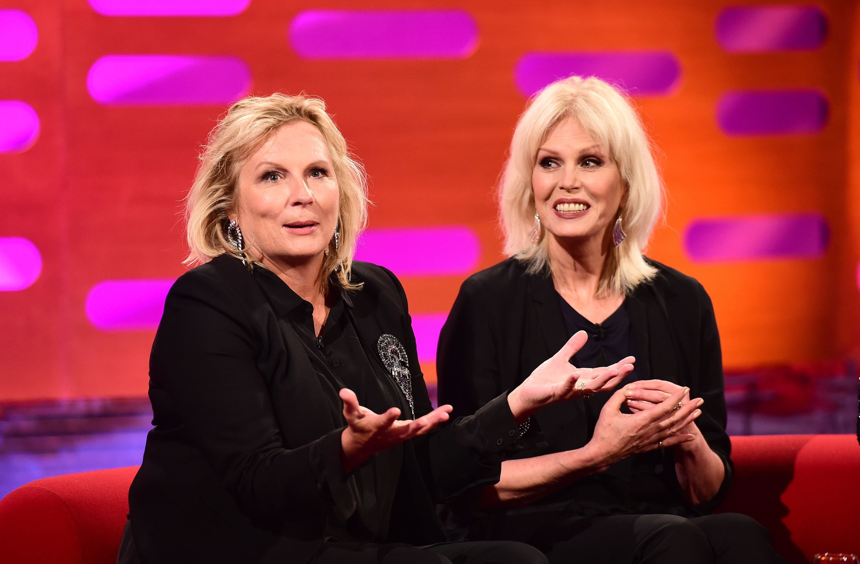 Joanna Lumley Reveals Why She Nearly Pulled Out Of 'Ab