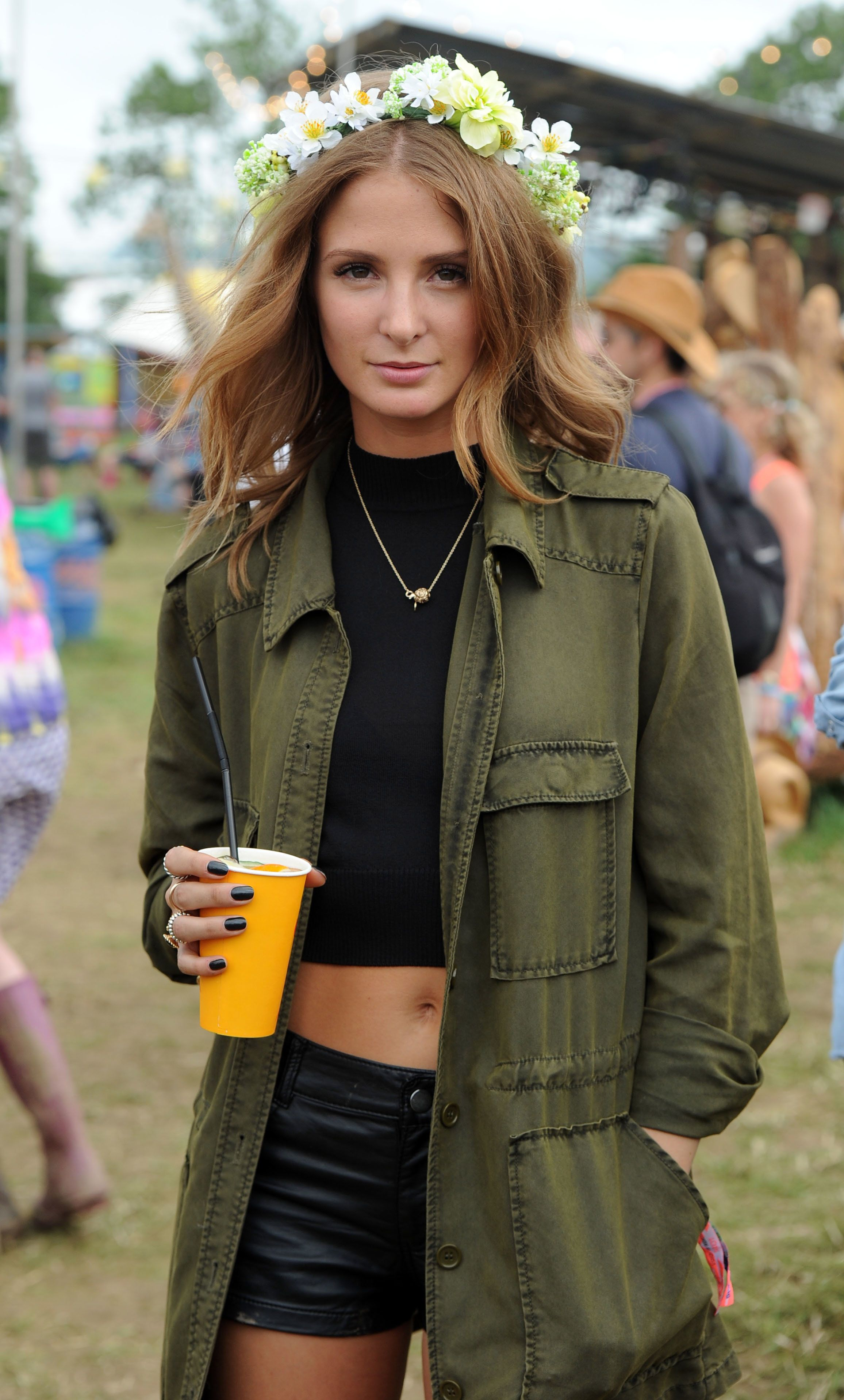 Millie Mackintosh Shares Her Festival Beauty Tips And Favourite