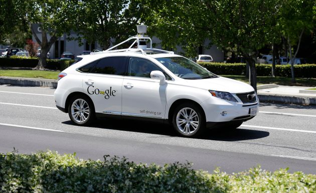 Google has been trialling driverless cars in California for over a year