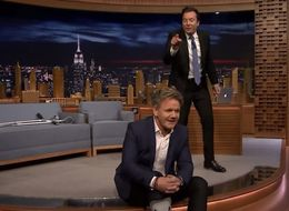 Gordon Ramsay Gets Put On The Naughty Step For Swearing On Jimmy Fallon's Show