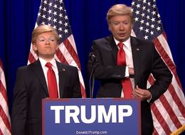 Donald Trump Introduces His Vice Presidential Candidate: Himself