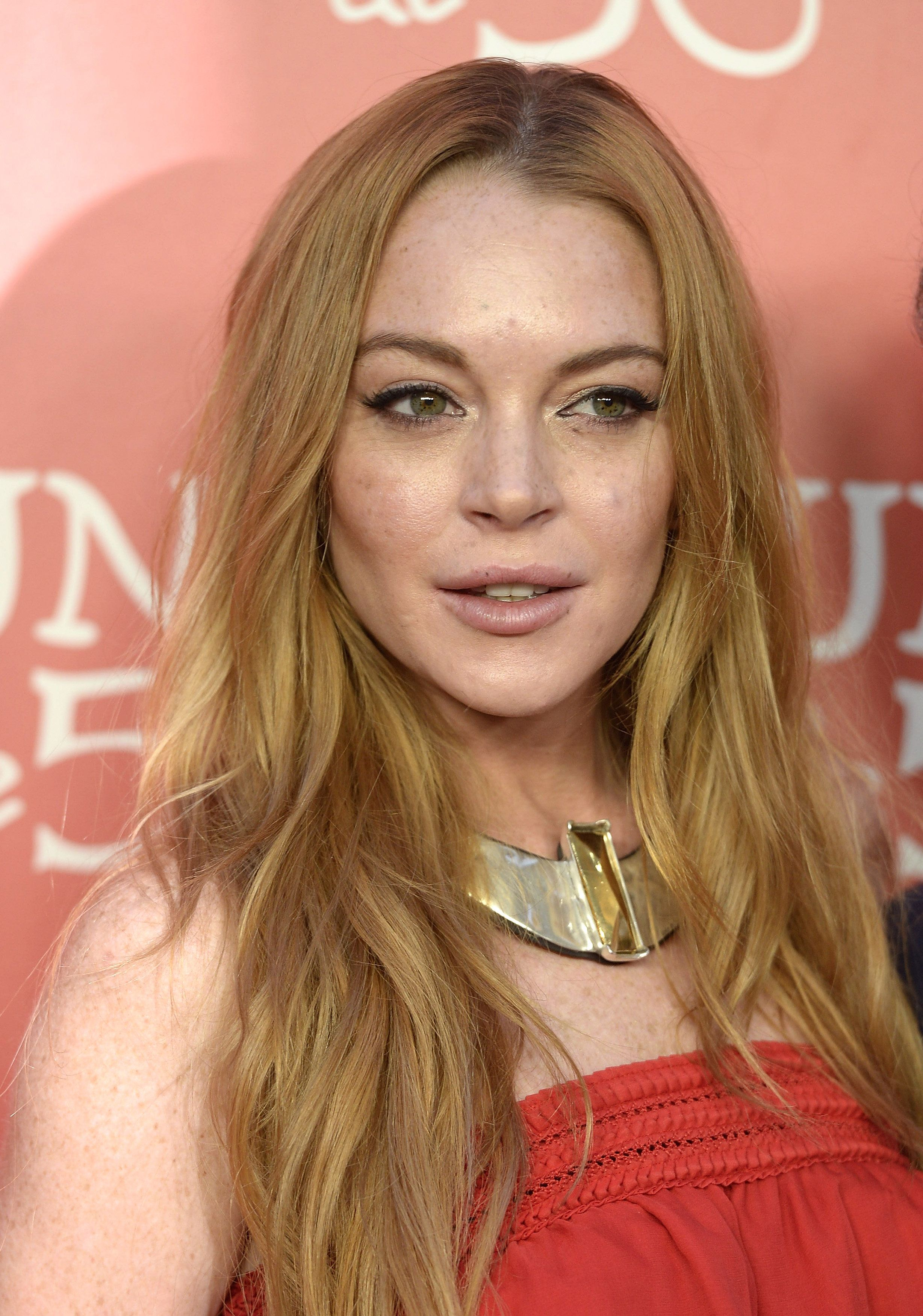 Lindsay Lohan's Tweets Were Our Favourite Thing About The EU