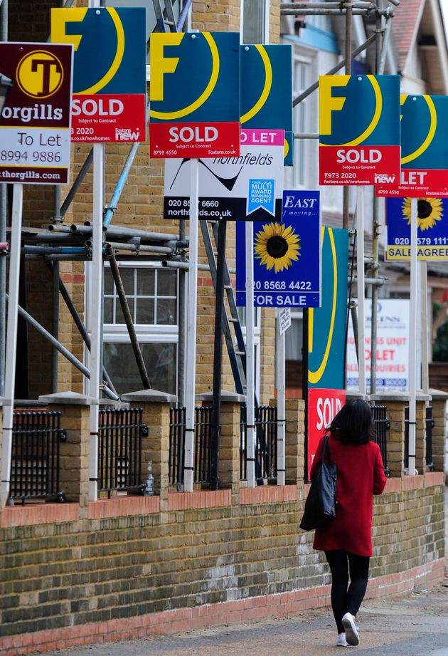 London's property bubble is set to burst with analysts saying that house values could fall £20k...