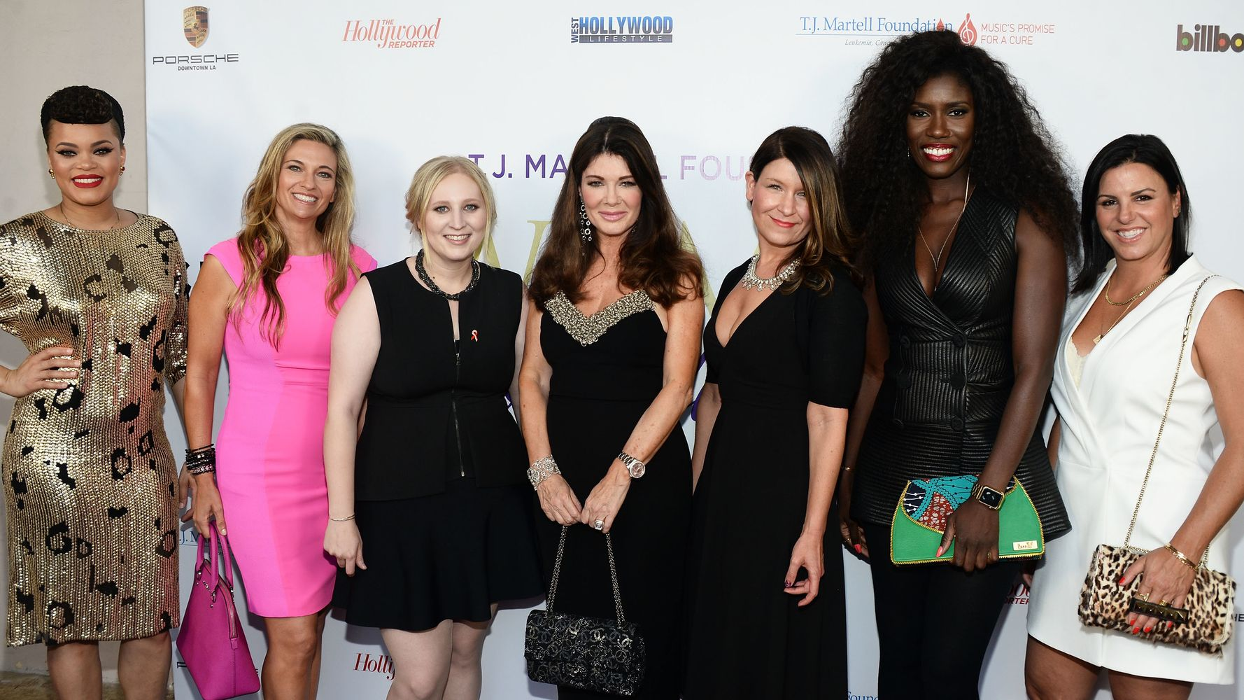 T J  Martell Foundation Honors Women Of Influence, Chats