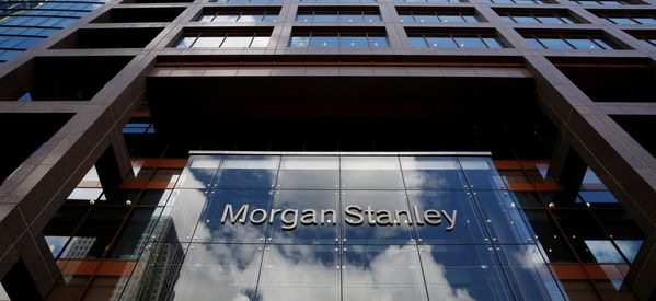 Morgan Stanley Forced To Deny Moving 2,000 Jobs Out Of London