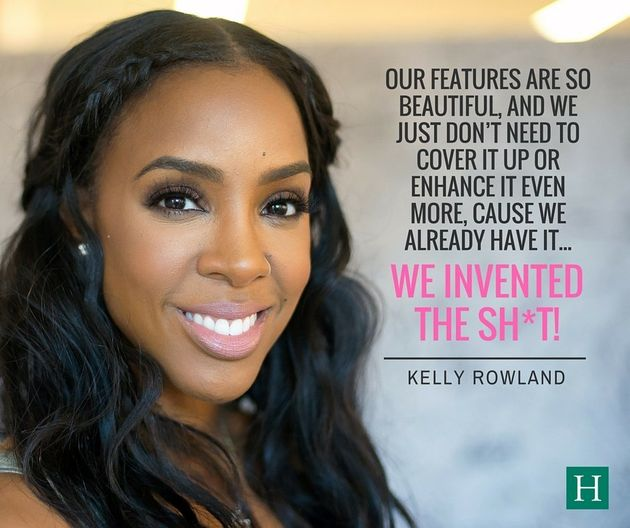 Kelly Rowland Gets Real About Why Black Women Should Embrace Their