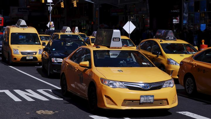 Some New York taxi drivers claim they can safely drive more than 12 hours a day.