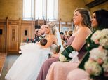 This Beautiful Mama Breastfed In The Middle Of Her Wedding Ceremony