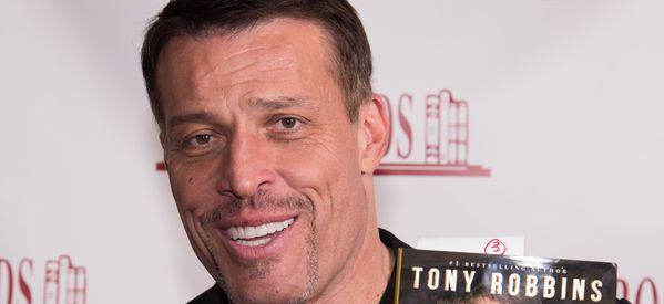 Motivational Speaker Tony Robbins' Hot-Coal Walk Injures Dozens