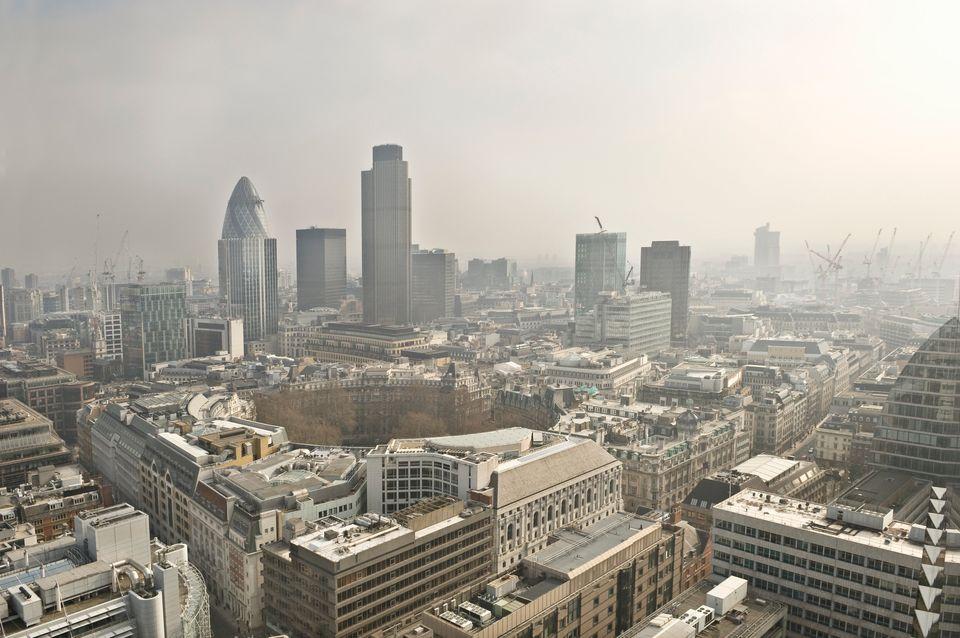 London won't be breathing easier over