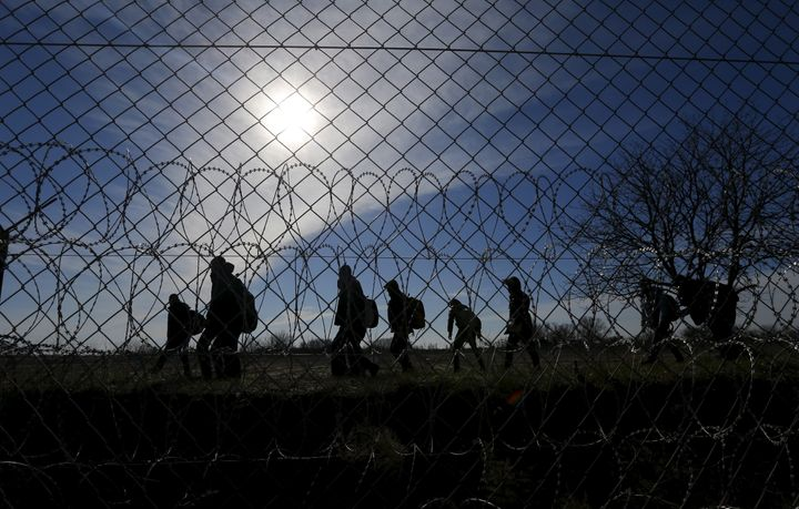 Hungary was one of the first countries to shut its borders last year, as over a million refugees and migrants fled to the con