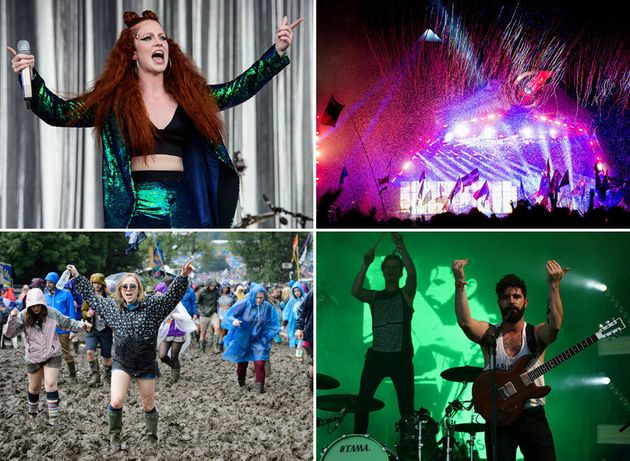 Glastonbury 2016: All The Pictures You Need To See From Day One Of The
