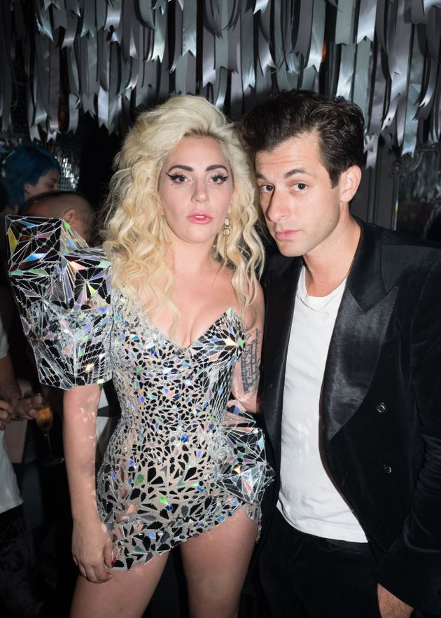 Gaga is rumoured to be playing a surprise DJ set with Mark