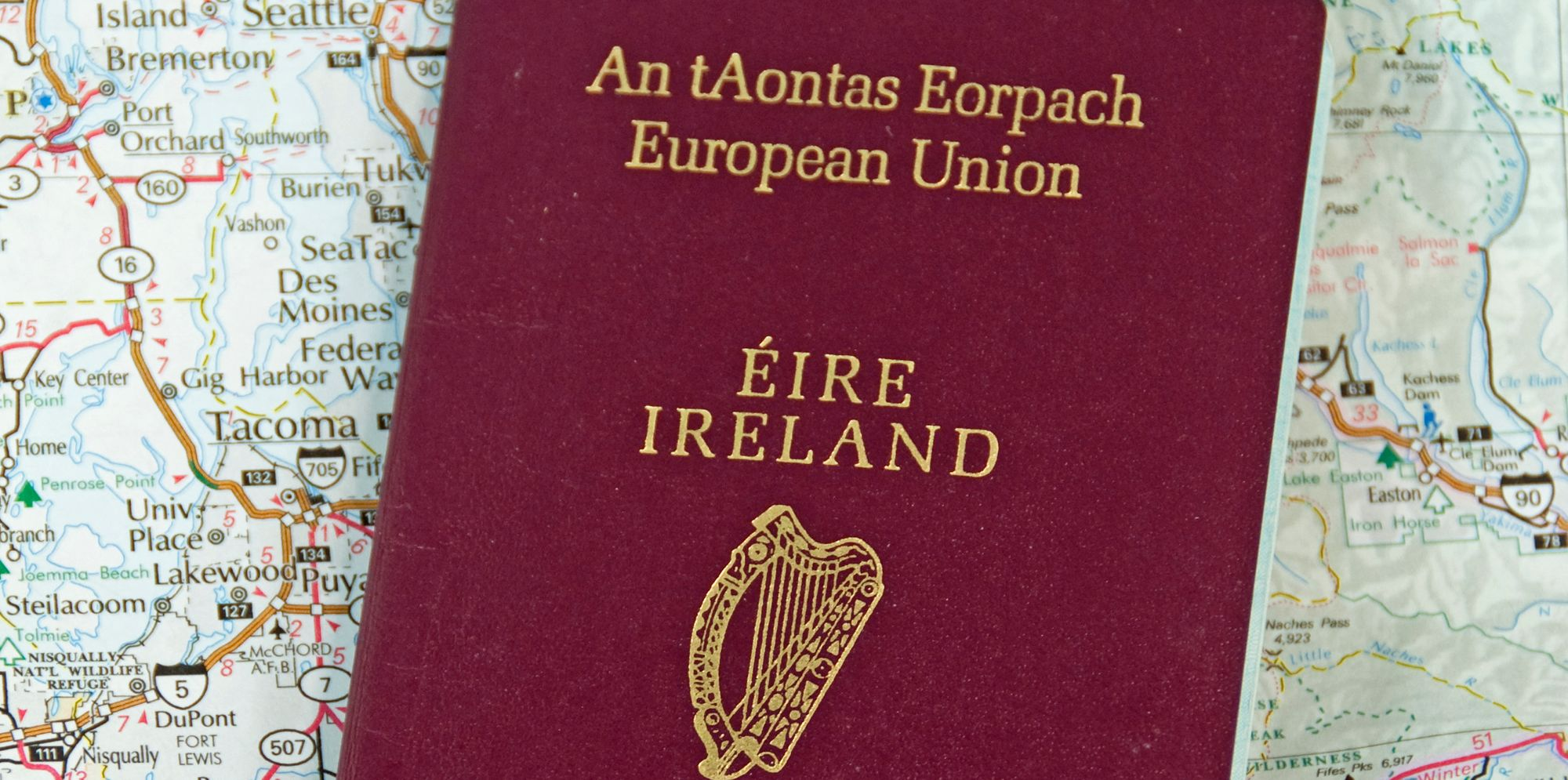 Surge In Irish Passport Applications From Eligible Brits Dissapointed At Eu  Referendum Brexit Result  Huffpost Uk