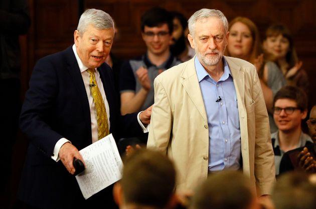 Alan Johnson and Jeremy