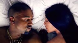 Kanye West Sleeps Off Orgy With Taylor Swift And Donald Trump In 'Famous' Music
