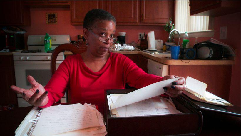 Romance author Beverly Jenkins