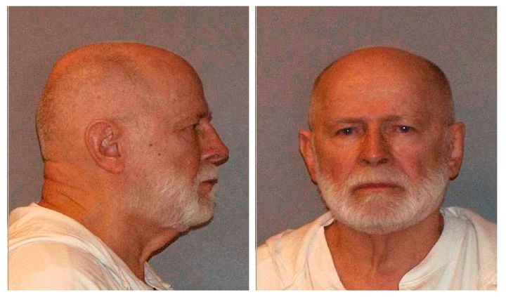 """Former mob boss and fugitive James """"Whitey"""" Bulger, who was arrested in Santa Monica, California on June 22, 2011."""