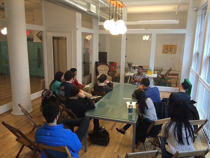 Learning, teaching, bonding, sharing among diverse memberships.