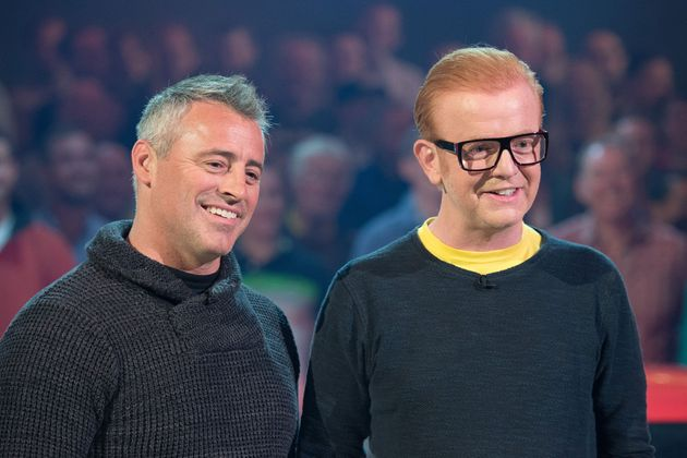 Matt LeBlanc and Chris Evans hosted the last series of 'Top Gear'