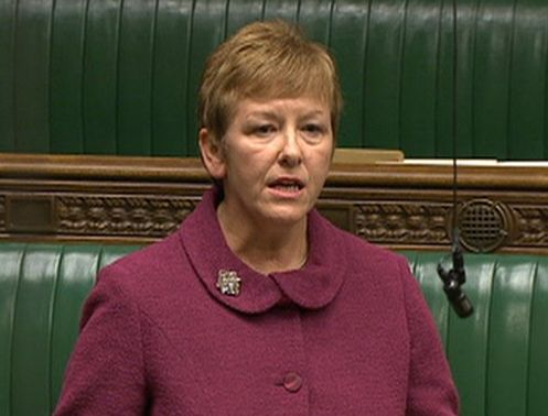 Helen Jones said it was clear 'this petition is important to a substantial number of