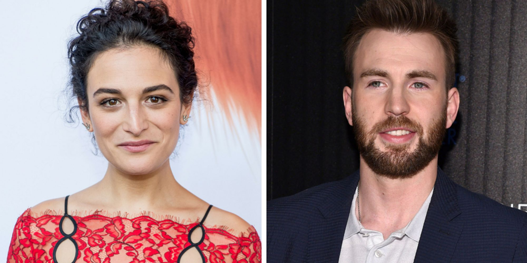 Here's Proof Jenny Slate And Chris Evans Are Official