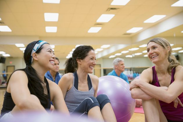 Laughter yoga (yes, laughter yoga) has been found to have a better effect on alleviating depression than...