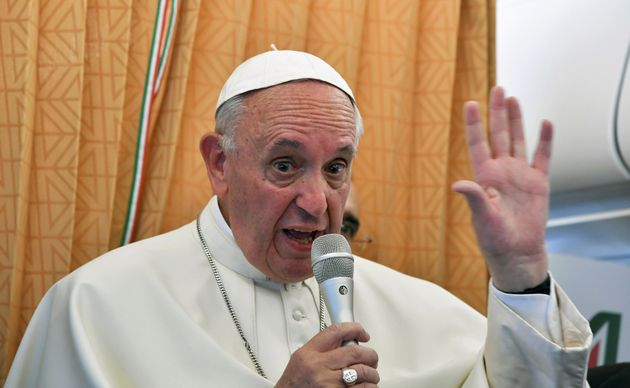 Pope Francis Says Church Should Apologise For Discriminating Against Gays, Ask For