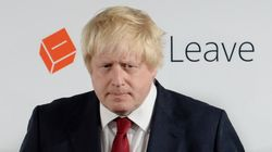 'Leave' Mayor Boris Johnson Begins Push To Become Next British