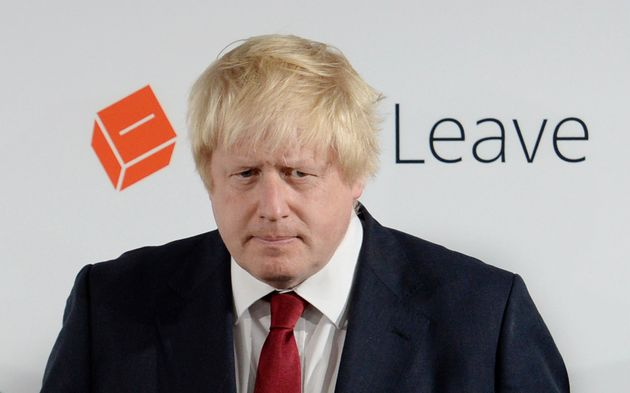 'Leave' Mayor Boris Johnson Begins Push To Become Next British