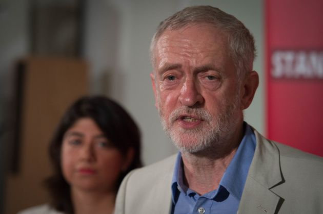 Jeremy Corbyn Announces New Shadow Cabinet As Labour MPs Attempt To Force Him To