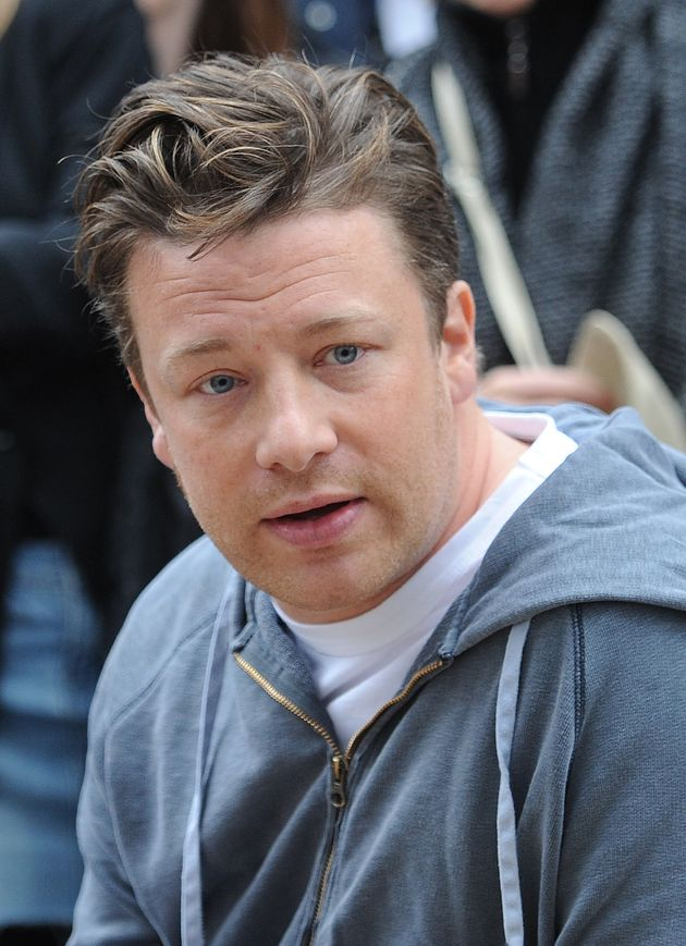 Jamie Oliver has not minced his