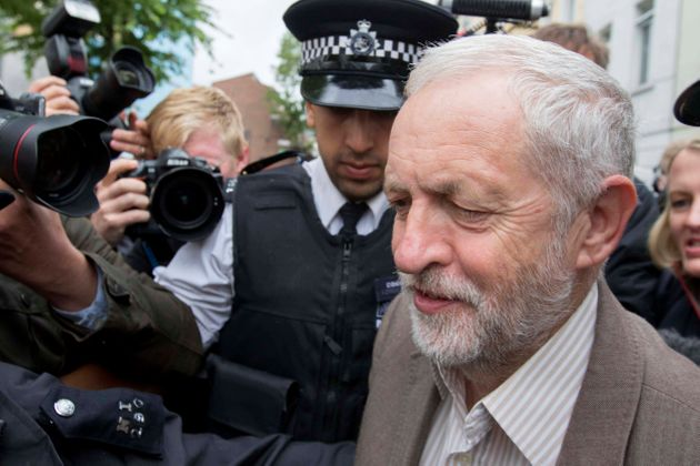 Corbyn was forced to re-shuffle most of his shadow cabinet after a spree of resignations on Sunday and