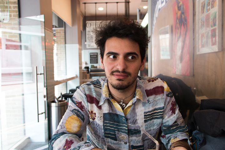 <i><strong>George Taktak</strong>, 23, Economics undergraduate</i>