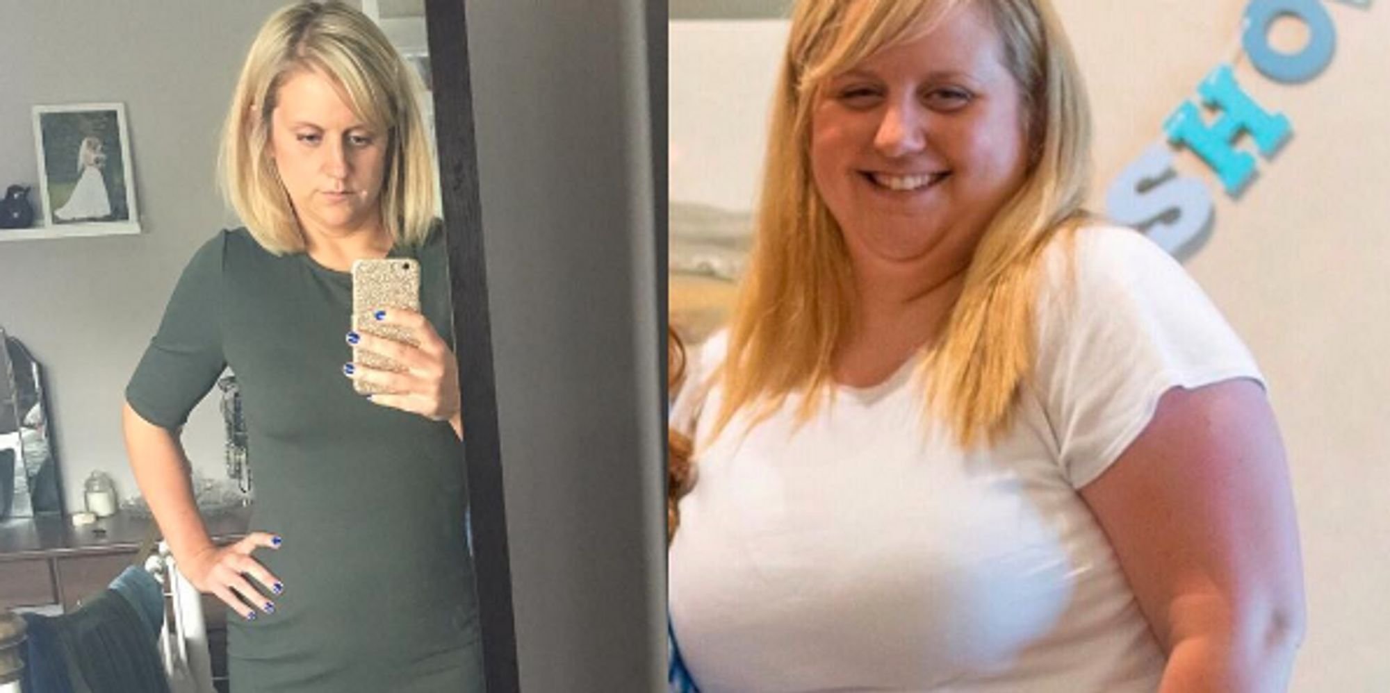Woman Loses Almost Seven Stone In Seven Months With ...